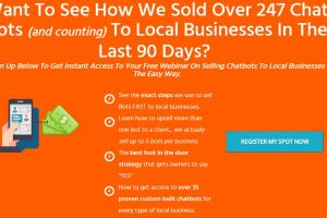 Sell Bots University (Includes 25 DFY Chatbot Templates)