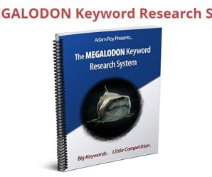 [GET] The MEGALODON Keyword Research System Download