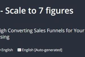 Shopify Dropshipping - Scale to 7 figures with Clickfunnels Download