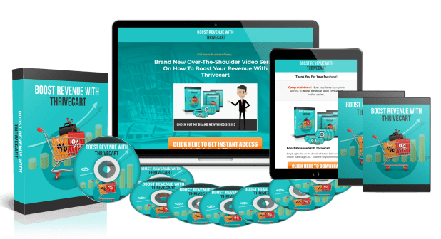 Boost Revenue With ThriveCart PLR Download