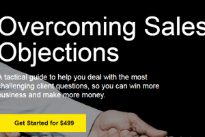 Chris Do (The Futur) - Overcoming Sales Objections Download