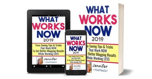 What Works NOW 2019 from PotPieGirl Download