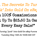 "[GET] Will P. Allen – Secrets To Turning ""Junk"" Into Gold Download"