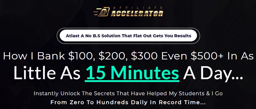 Affiliate Accelerator Download