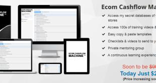 Alex J Crumpton – Ecom Cashflow Machine Download