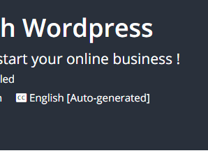 [GET] Create Professional eCommerce Website with WordPress Download