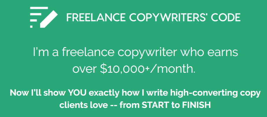 Danny Margulies – Freelance Copywriter's Code Download