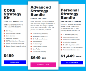 [SUPER HOT SHARE] Jose Caballer (The Futur) – Advanced Strategy Bundle Download