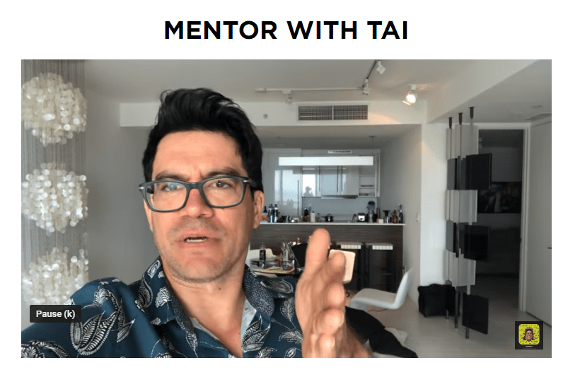 Tai Lopez - MENTOR WITH TAI Download