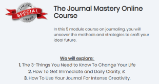 Benjamin Hardy - Journal Mastery Course Download