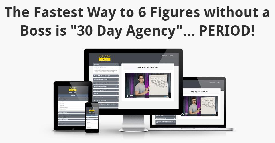 Dan Henry - 30 Day Agency Download