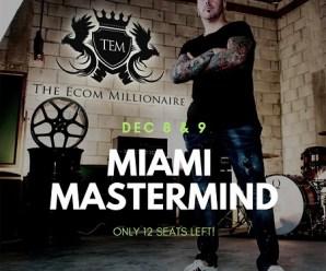 [SUPER HOT SHARE] Gabriel Beltran – The Ecom Millionaire Miami Mastermind Download