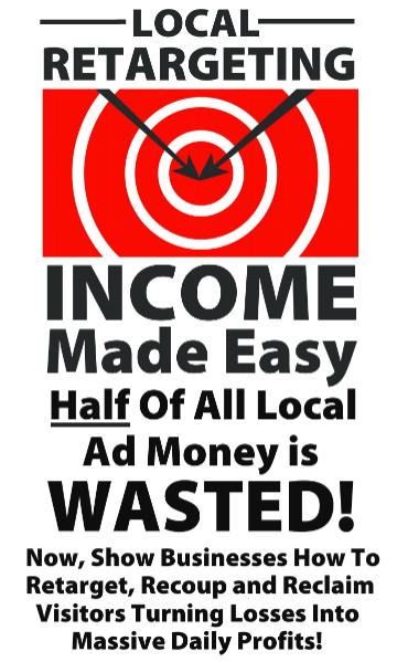 Local Retargeting Cash Wizard + OTOs Download
