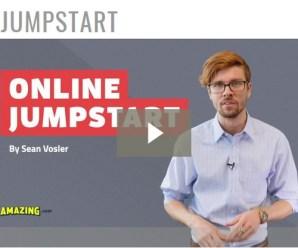 [SUPER HOT SHARE] Sean Vosler – Online Jumpstart Download