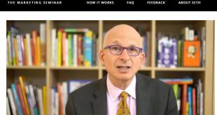 Seth Godin – The Marketing Seminar Summer Session Download