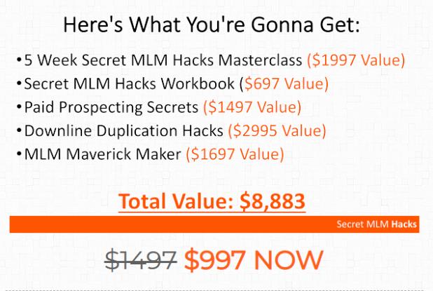 Stephen Larsen- Secret MLM Hacks Download