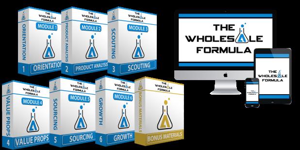 Dan Meadors – The Amazon Wholesale Formula 2019 Download