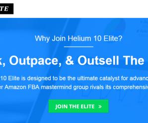 [SUPER HOT SHARE] Helium 10 Elite – Amazon FBA Mastermind Download