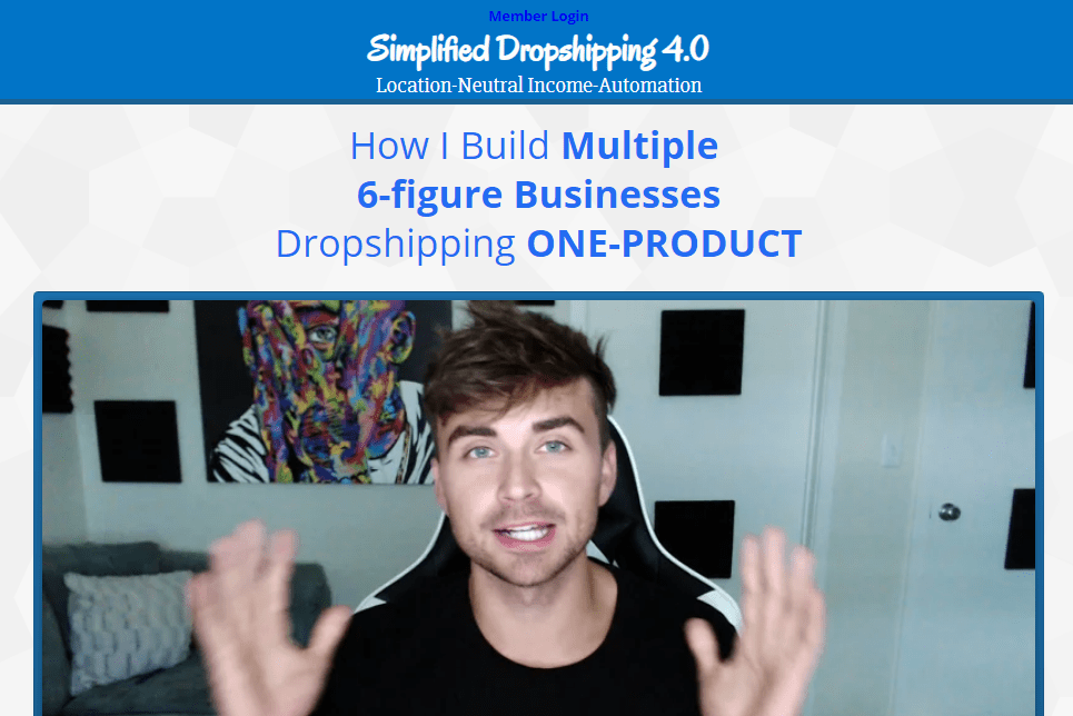Scott Hilse - Simplified Dropshipping 4.0 Download
