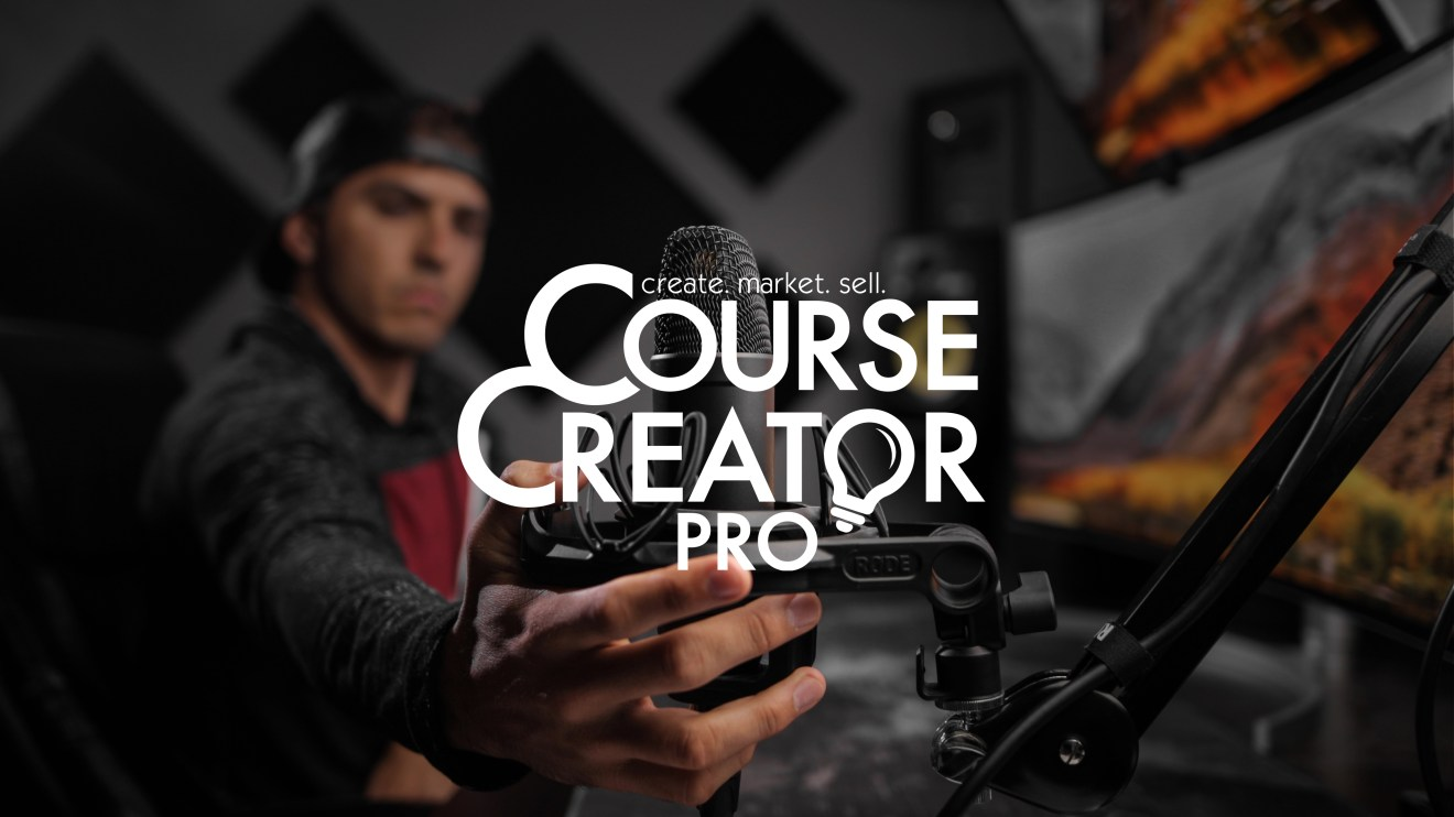 Parker Walbeck – Course Creator Pro Download