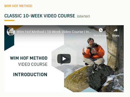 Wim Hof – Wim Hof Method Download