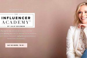 Julie Solomon – The Influencer Academy Download