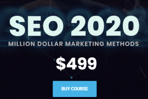 SEO 2020 – Million Dollar Marketing Methods Download
