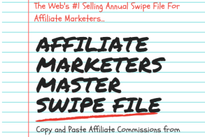 Jim Daniels - 2020 Affiliate Marketing Master Swipe File Download