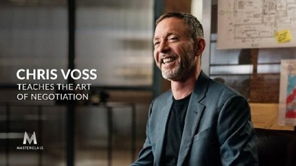 MasterClass - Chris Voss Teaches the Art of Negotiation Download