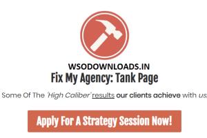 Ryan Steenburgh - Fix My Agency Download