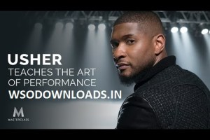 MasterClass - Usher Teaches the Art of Performance Download