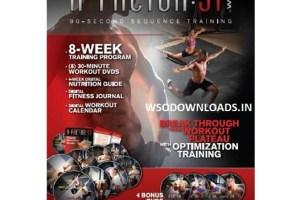 Weider – X-Factor ST 8 Week Training Program Download