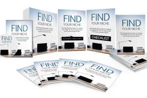 FIND YOUR NICHE Download