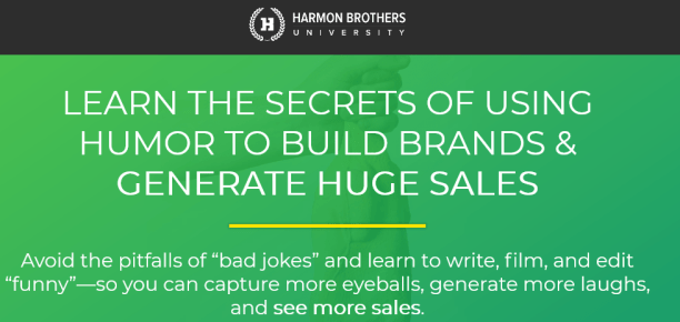 Harmon Brothers – How To Make Your Ads Funny Download