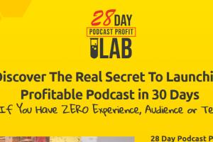 Jamie Atkinson – 28 Days Podcast Profit Lab Download