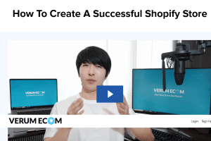John Yoon – Project Verum Ecom Foundations Download