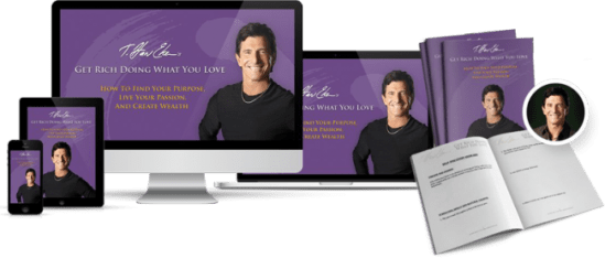 T. Harv Eker – Get Rich Doing What You Love Download