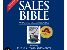 Jeffrey Gitomer – The Sales Bible Free Download