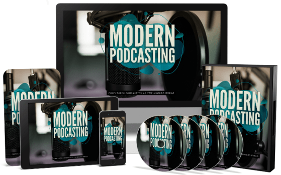 Modern Podcasting Free Download