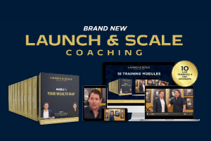 Bryan Dulaney & Nick Unsworth – The Launch & Scale Coaching Download