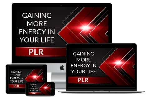Gaining More Energy In Life Free Download