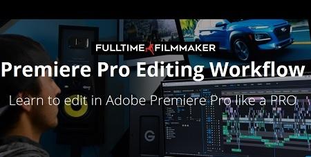 Parker Walbeck - Full Time Filmmaker - Premiere Pro Editing Workflow Download