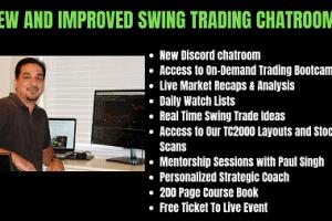 Paul Singh - Bulls on Wall Street Mentorship Download