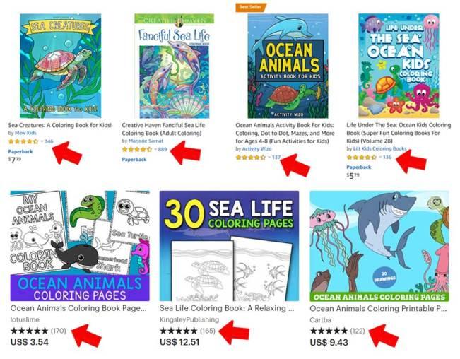 DFY Ocean Animals Coloring Bundle + OTOs Free Download
