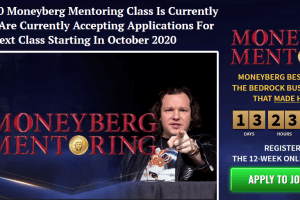 Derek Moneyburg – Moneyburg Mentoring Download