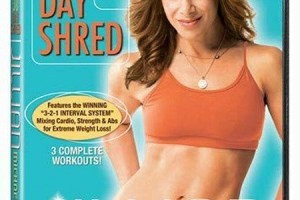 Jillian Michaels - 30 Day Shred Free Download