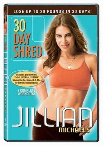 Jillian Michaels - 30 Day Shred Free Download
