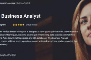 SimpliLearn – Business Analyst Download