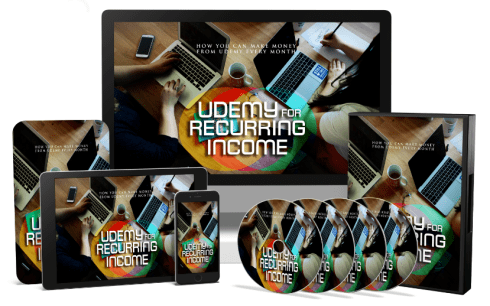 Udemy Recurring Income Free Download
