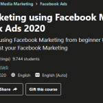 CPA Marketing Using Facebook Marketing & Facebook Ads (2020) Free Download
